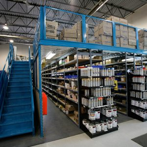 What is material handling equipment?