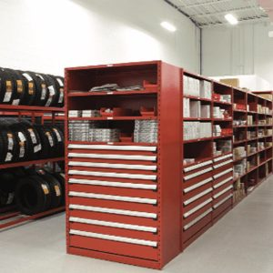 Where to buy storage systems for auto parts?