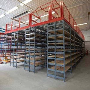 What is EZRECT shelving?