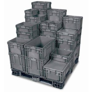 Benefits of industrial storage bins
