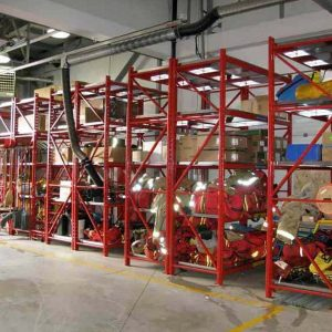 Why buy used pallet racking?