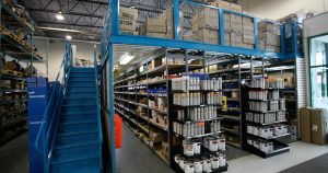 How to increase warehouse storage space