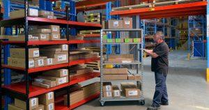 Leasing vs buying material handling equipment