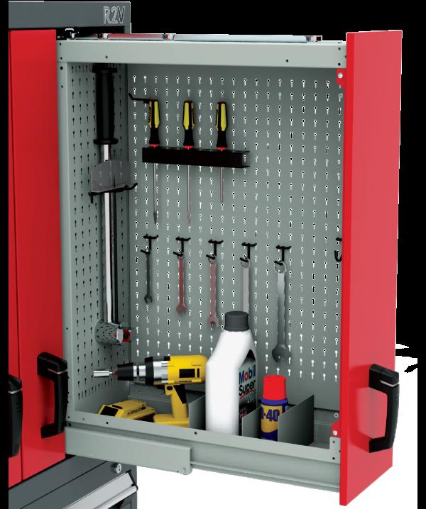 R2V Vertical Storage