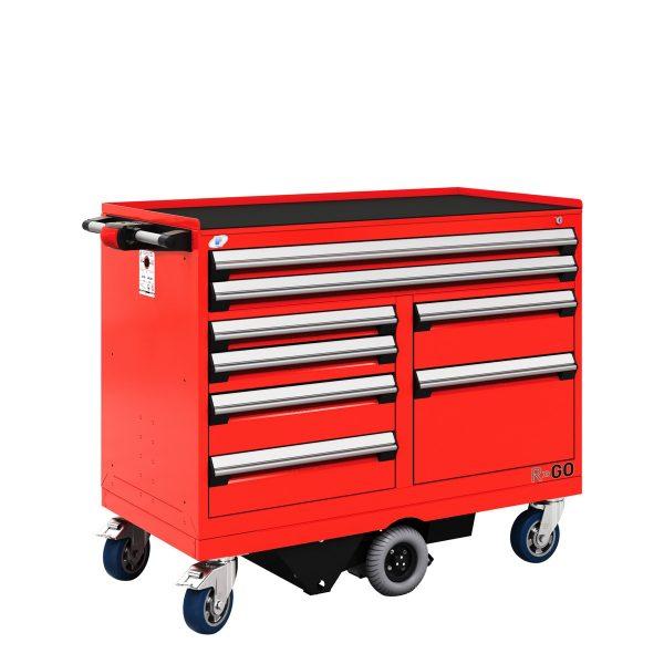 Rousseau R Go motorized toolbox