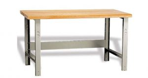 Types of industrial workbenches