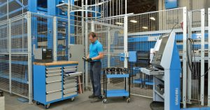 Best practices for organizing warehouse storage
