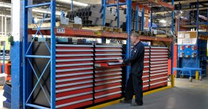 How to improve warehouse storage space