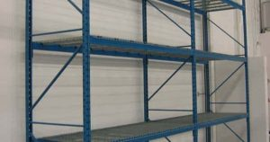 Differences between racking and shelving