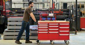 Tips for organizing a toolbox
